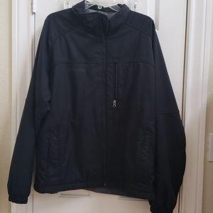 Columbia Mens XCO Soft Shell Jacket Size Large